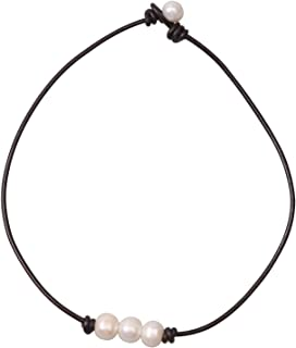 Best jackie o 3 strand pearl necklace Reviews