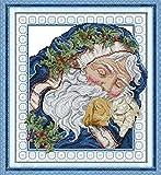 J-Love Intoxicado Papá Noel Navidad Awesocrafts Patrones...