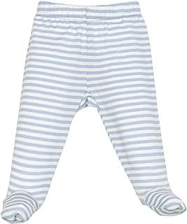 Woolino Baby Footed Romper Pants, 100% Superfine Merino Wool, 3-9 Months