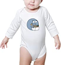 National Aviation Day August 19th Spread Your Wings Baby Onesies Bodysuit Long Sleeve Organic Cotton Outdoor