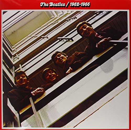 BEATLES - 1962-1966 (RED ALBUM) : 2014 REMASTER