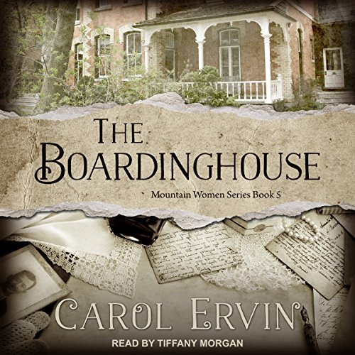 The Boardinghouse audiobook cover art