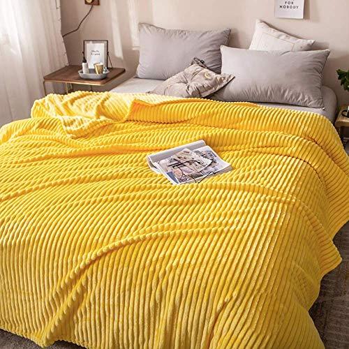 Decke Winterdecken Dickere Wärme Superweiche Bequeme Decken Luxuriöse Flanell Waschbare Bettwäsche