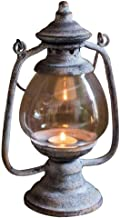 ZLBYB Vintage Candle Holder Tea Candle Holder, Retro Kerosene Lamp Model, Nostalgic Home Decorations