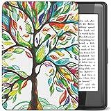 TiMOVO Hülle für Amazon Kindle Paperwhite - Ultra Leightweight Schutzhülle Smart Cover mit Auto...