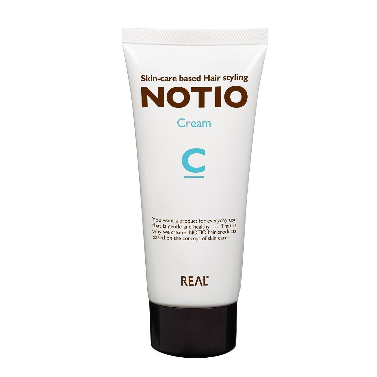 アリス救いシンプルなリアル化学 ノティオ (NOTIO) クリーム 90g