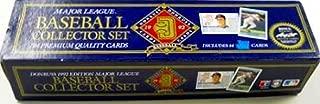 1992 Donruss Complete Set (MLB - Baseball - 784 Cards + 4 Leaf Bonus Cards ) (Factory Sealed)
