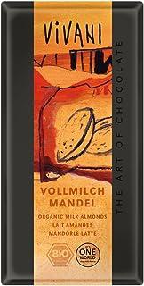 Vivani - Vollmilch Mandel Chocolate Bar - 100g