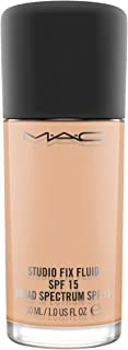 Product Name: MAC Studio Fix Fluid SPF 15, NW25 1 oz