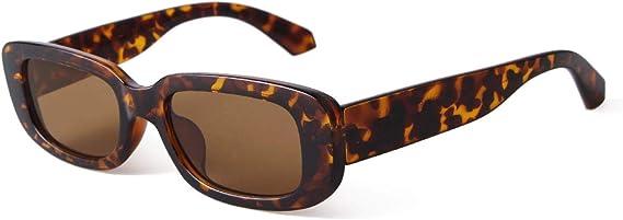 brown edgy stylish sunglasses fashionable