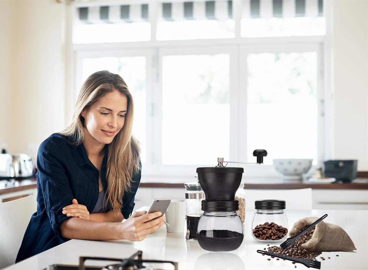 alpha-ene.co.jp Manual Grinders Coffee Grinders Hand Coffee ...