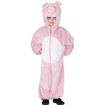 Smiffys - Disfraz de cerdito para niño o niña, talla M: Smiffys ...