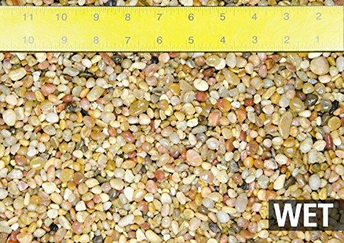 14 Lbs Salmon Bay Pebbles for Bonsai Tree Humidity Tray & Lucky Bamboo