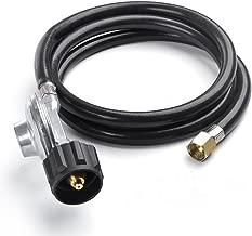 adjustable low pressure lp gas regulator