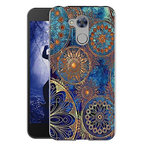Huawei Honor 6A Tasche, FoneExpert® Ultra dünn TPU Gel Hülle Silikon Hülle Cover Hüllen Schutzhülle Für Huawei Honor 6A