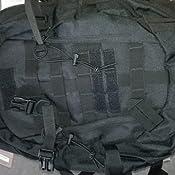 Kit De Almacenamiento Exterior Port/átil Multifuncional De Doble Capa Mochila Fuerzas Especiales Que Acampan T/ácticos del Equipo T/áctico del Ej/ército
