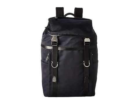 Salvatore Ferragamo The Gancini Nylon Backpack - 24A068
