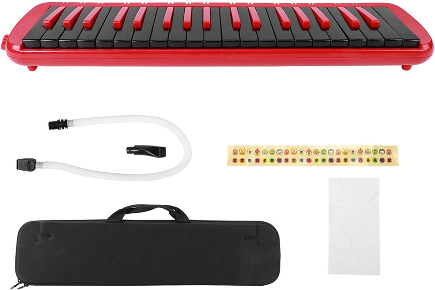 Limited price Kuuleyn Melodica Blowpipe Beginner 37 Key Chicago Mall Wi