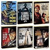 Sergio Leone Collection -( 6 film dvd edizione italiana)