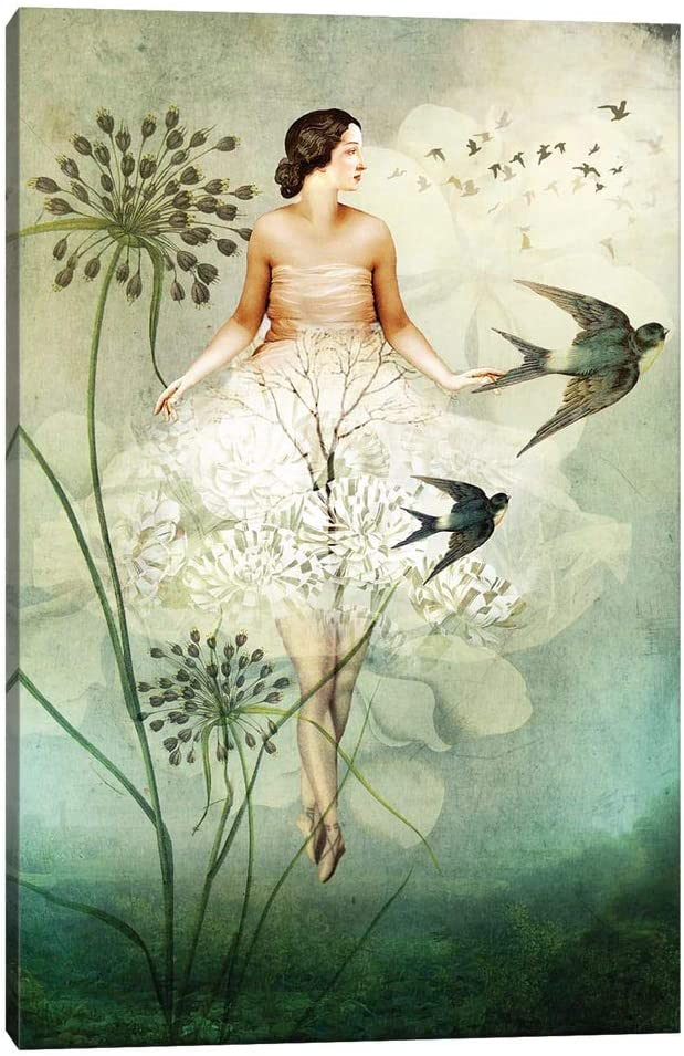 iCanvas CWS4 Businessmens' Goodbye Canvas Print NEW before Max 56% OFF selling by Catrin Welz-S