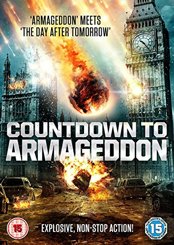 Countdown to Armageddon [Reino Unido] [DVD]