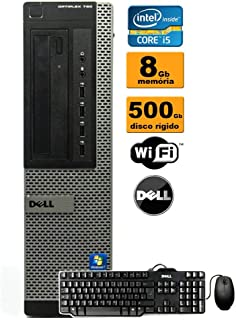 Cpu Dell Optiplex 790 Intel Core I3 2º Geração 8gb Hd 500gb Dvd-R Wi-fi + Teclado e Mouse