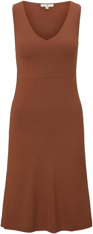 Tom Tailor Jersey Basic Vestido para Mujer