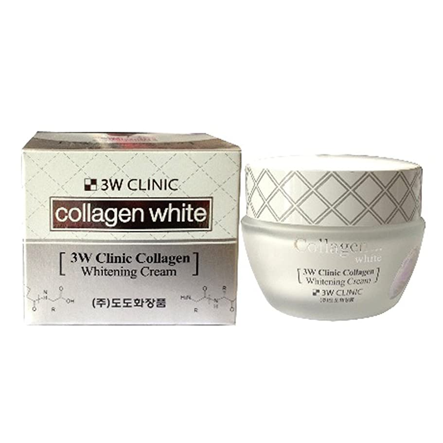 3Wクリニック Collagen White Whitening Cream 60ml/2oz並行輸入品