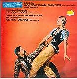 Antal Dorati - Borodin - Polovetsian Dances - Rimsky-Korsakov - Le Coq D'or - MG 50122 NM LP