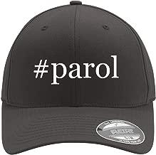 #parol - Adult Men's Hashtag Flexfit Baseball Hat Cap