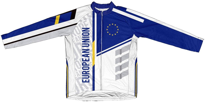 European Union ScudoPro Long Sleeve Cycling Jersey for Women