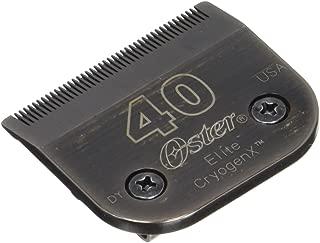 Oster Elite Cryogen-X Pet Clipper Blades