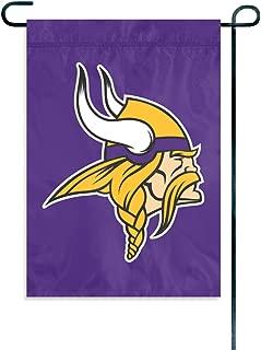 Party Animal Minnesota Vikings Garden/Window Flag