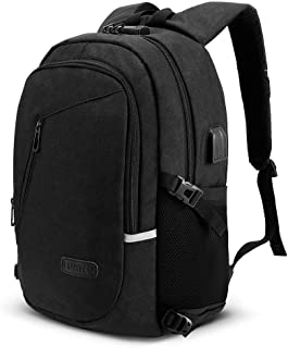 2019 anti-theft backpack, 30L backpack with USB charging interface headphone jack and password lock, daily waterproof backpack, 12-16 inch laptop backpack, mountaineering, outdoor, college. Suitable for men and women