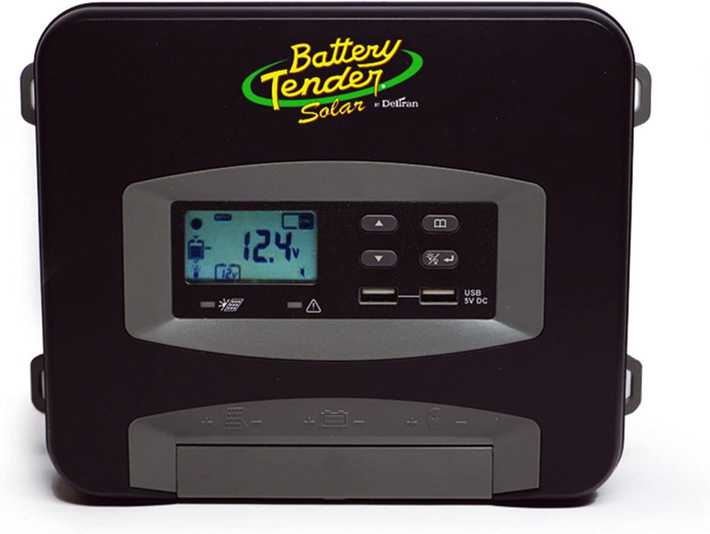 Battery Tender 50 AMP, 12V/24V/36V/48V PWM Solar Panel Controller -...