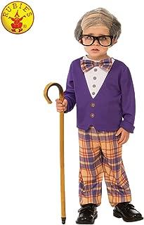 toddler boy old man costume