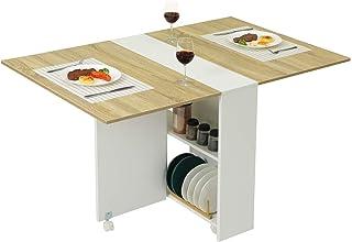 Amazon Com Folding Dining Table