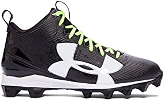 Under Armour Mens UA Crusher RM Football Cleats 8.5 Black