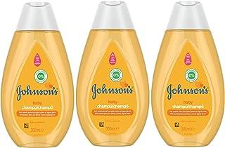 Johnson's Baby Shampoo - Pack of 3