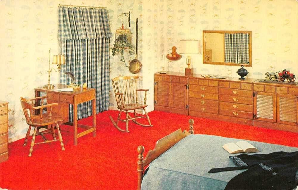 Pittsburgh Pennsylvania Blaise Wayside Furniture Co Vintage Postcard J80356