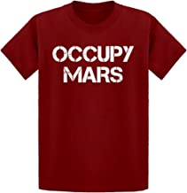 Occupy Mars Kids T-Shirt