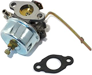 The ROP Shop Carburetor for Tecumseh 631921 632284 631070A fits Many H25 H30 H35 H40 Engines
