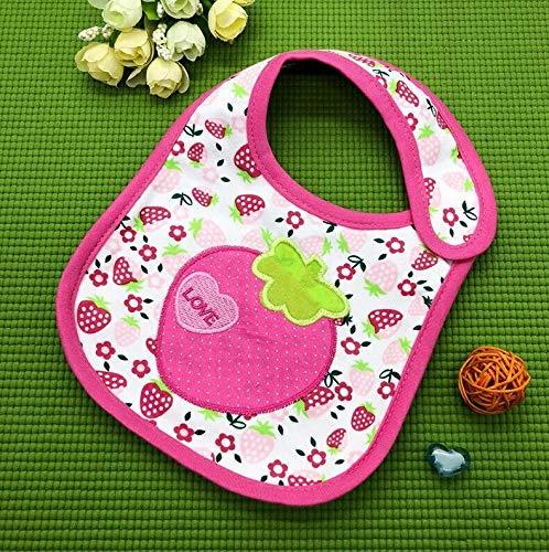 AIYASIWEI Comfortabel en duurzaam 100% Katoen Baby Bibs Waterdichte Bandana Baby Meisjes jongens Bibs & Burp Doeken Baby Kleding Product Handdoek Bandanas Groothandel DS19