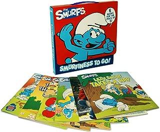 Smurfiness to Go!: A Smurfin' Big Adventure, Meet Smurfette!, Lazy Smurf Takes a Nap, The Thankful Smurf, Rain, Rain Smurf Away, The 100th Smurf (Smurfs Classic)