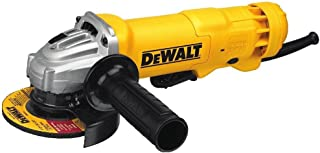Best DEWALT Angle Grinder Tool, Paddle Switch, 4-1/2-Inch, 11-Amp (DWE402) Review