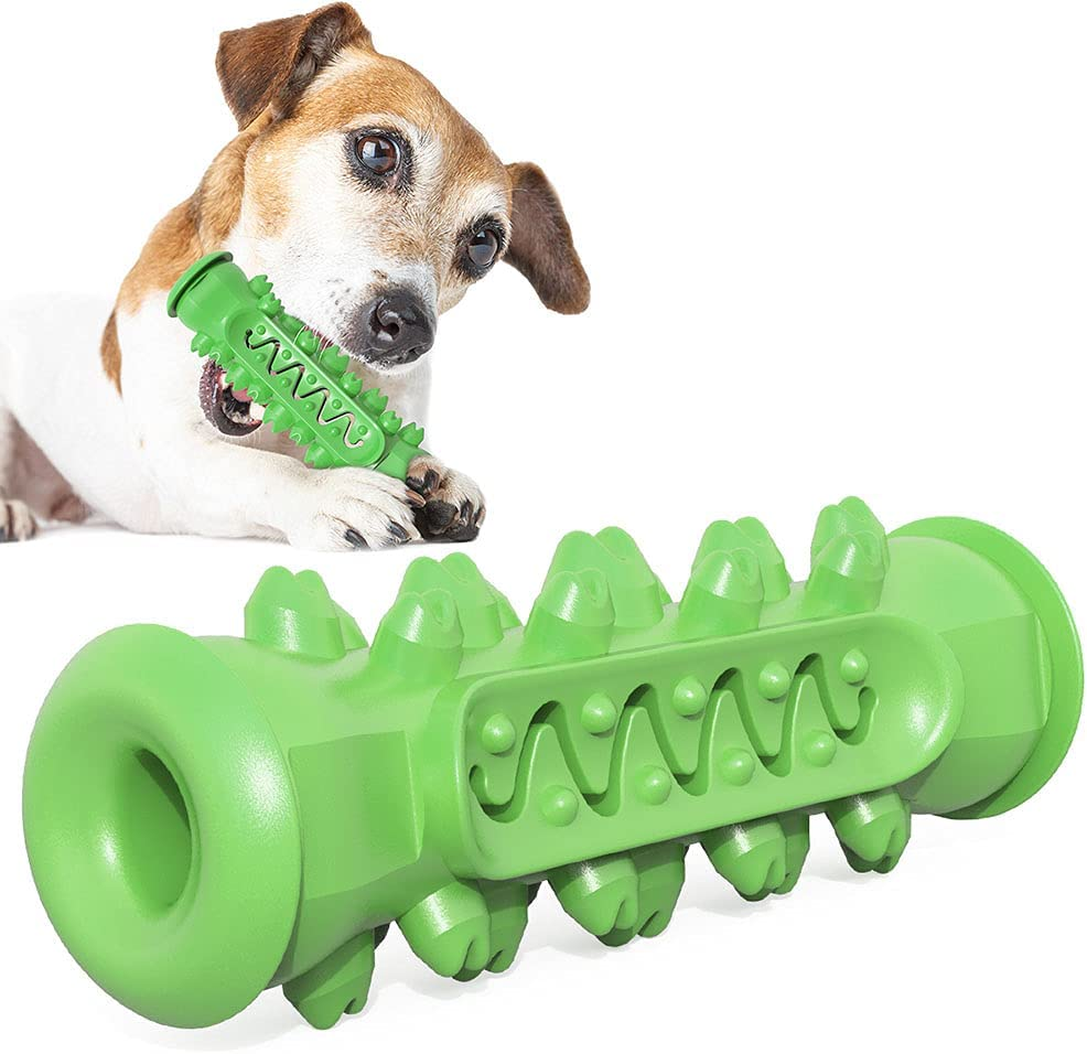 Pet Molar Toy Max 48% OFF Cleaner Toothbrush Anti-Bite Rubber Self-Play Over item handling ☆