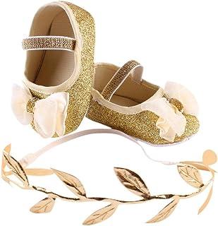 3089e3a7e69f Amazon.fr : Doré - Chaussures bébé / Chaussures : Chaussures et Sacs