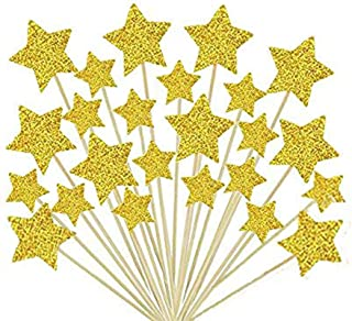 Best edible star cake toppers Reviews