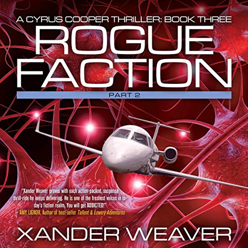 Rogue Faction: Part 2 audiobook cover art