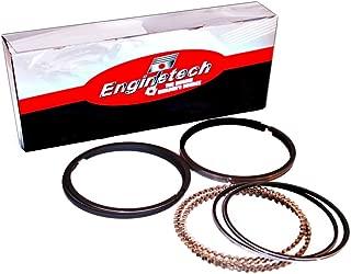 ENGINETECH R40058-STD CAST PISTON RINGS (4.000